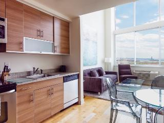 Liberty View I - 1 Bedroom Duplex Liberty view - Jersey City vacation rentals