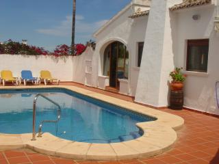 Holiday Villa with Beach nearby in Javea, Alicante - Javea vacation rentals