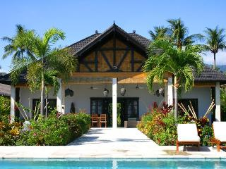 Bali villa Pandu-Luxury pool villa on the beach. - Banjar vacation rentals