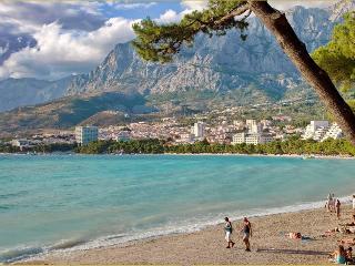 Studio - beach & city centre 2 - Makarska vacation rentals