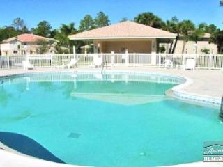 Bright and airy in beautiful gated community - lake views and Florida sunshine! - Ave Maria vacation rentals