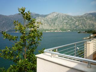 Frontine Apartment overlooking Kotor Bay - Kotor vacation rentals