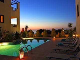 Beautiful Villa with Sea View, Heated Pool, BBQ, - Prinos vacation rentals