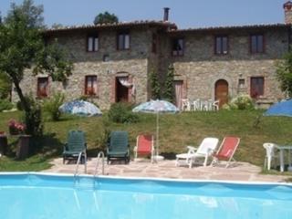 Casa Andrea, 4/ 6 bedrooms, 4/5 bathrooms, pool! - Gallicano vacation rentals