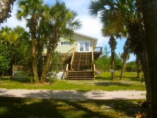 Peeks Paradise:  Spacious Family Beach House - Little Gasparilla Island vacation rentals