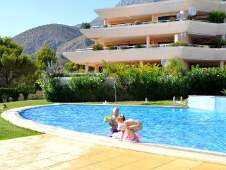 Luxury apartment, Altea La Nova (ref:4) 4 persons - Altea la Vella vacation rentals