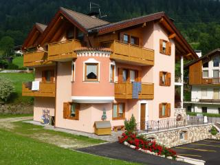 Nice Condo with Internet Access and Central Heating - Transacqua vacation rentals