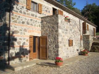 Appartamento in val D'Orcia - Piano Terra - Radicofani vacation rentals