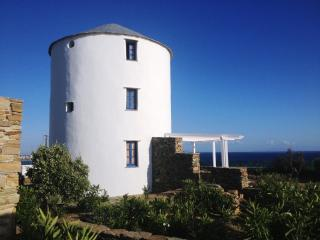 Windmill by the sea - Stavros Bay - Tinos Town vacation rentals