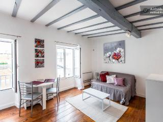 Charming apt heart Biarritz, 100m beach, calm wifi - Biarritz vacation rentals