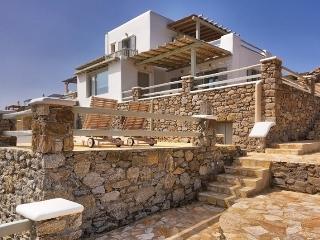 Sophia villa-Newly built villa with sea view - Ornos vacation rentals