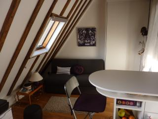 Bright Antony Studio rental with Internet Access - Antony vacation rentals