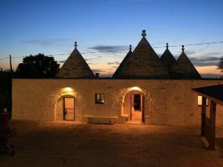Bright Ostuni vacation Trullo with Deck - Ostuni vacation rentals