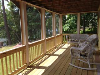 N. Adams/Williamstown Exclusive Lakeside Home - Berkshires vacation rentals