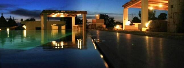 Cozy Trullo with Deck and Internet Access in Ostuni - Ostuni vacation rentals