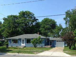 Charming Family Home on the Manistee Channel - Ludington vacation rentals