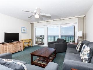 Condo#5001:Colorful gulf front condo-WiFi,FREE BEACH SERVICE + GOLF included - Fort Walton Beach vacation rentals
