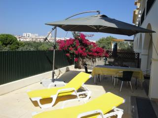 Luxury townhouse,private big terrace,close beach - Albufeira vacation rentals