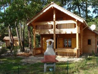 Chalet arcachon dans parc de loisirs - La Teste-de-Buch vacation rentals