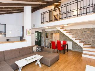 Modern and rustic near Opatija for 8 persons - Lika-Senj vacation rentals