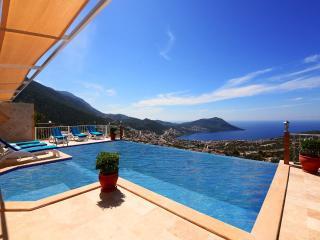 Mini villa in Akbel, fantastic sea views - Kalkan vacation rentals