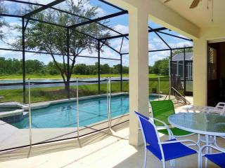 LAKE FOREST VIEW, 7BR/4BA, POOL/SPA, FREE WIFI - Orlando vacation rentals