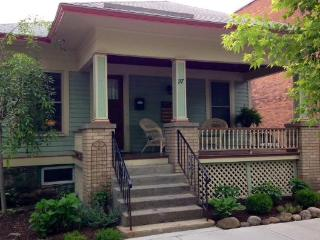 Charming Bungalow - 1000 ft. from Broadway! - Saratoga Springs vacation rentals