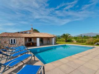 QUIET AND PRIVATE VILLA - Pollenca vacation rentals