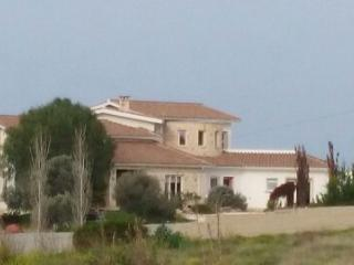luxury mediterranean style villa with unobstructed - Anarita vacation rentals