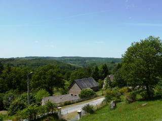 Tranquil countryside villa with breathtaking views - Affieux vacation rentals