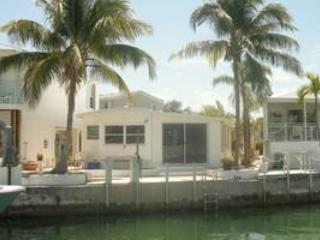 Waterfront 2/2 with 35' Dock in the Lower Keys - Cudjoe Key vacation rentals