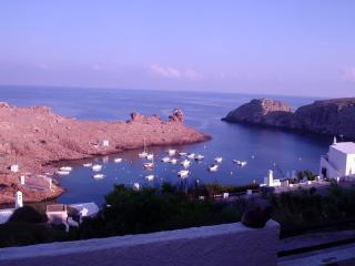 2 bedroom Villa with A/C in Cala Morell - Cala Morell vacation rentals