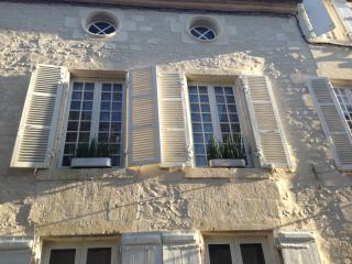 ancient house with private garden heart  of town - Saintes vacation rentals