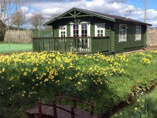 Romantic Chalet with Deck and Internet Access - Doune vacation rentals