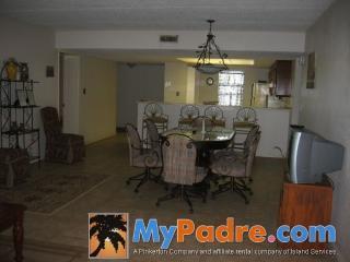SAIDA III #3207: 3 BED 2 BATH - Port Isabel vacation rentals