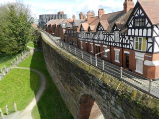 Luxury city centre house inside historic city wall - Chester vacation rentals