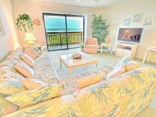 Sea Haven Resort - 520, Ocean Front, 2BR/2.5BTH, Pool, Beach - Saint Augustine vacation rentals