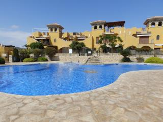 MH01-3 bed ground floor apartment, communal pool - Isla Plana vacation rentals