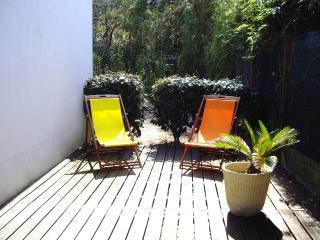 Beau logement dans la pinède, 200m Plage, Terrasse/jardin 100 m², calme, WiFi - Saint-Brevin-l'Ocean vacation rentals