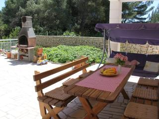 quiet, large terrace, close to town, apart. Orange - Korcula Town vacation rentals