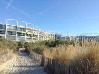 Studio en rez jardin front de Mer - La Grande-Motte vacation rentals
