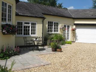 Fabulous, romantic, spacious annex with private garden - Congleton vacation rentals