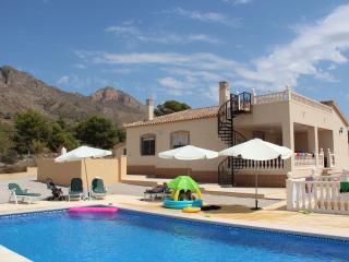 Holiday villa for rent in Abanilla - Abanilla vacation rentals