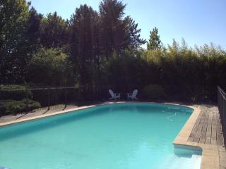 Maison Blanche - Character Home with heated Pool - Meursault vacation rentals