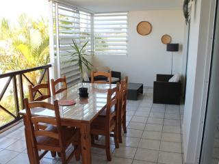 Beautiful Apartment in La Saline les Bains with A/C, sleeps 4 - La Saline les Bains vacation rentals