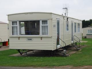 Luxury Caravan for Hire - Musselburgh vacation rentals