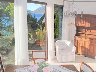 Barony for 2 persons near lake, airconditioning, shared pool - Lugano vacation rentals