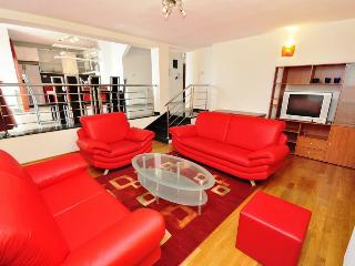 Luxury apartment Red with seaview - Kastel Gomilica vacation rentals