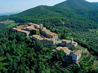 Holiday Apartment, shared pool, near Volterra - Montecatini Val di Cecina vacation rentals