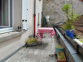Appartement 45 m2 Paris avec grande terrasse - Montreuil vacation rentals